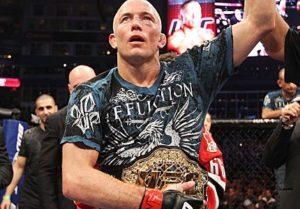 UFC: Dana desmente luta entre St-Pierre e Anderson Silva