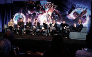 Doctor Strange é a nova aposta da Marvel para os cinemas