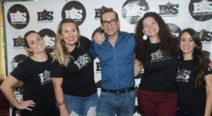 Leandro Hassum diverte o público em Miami