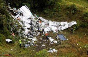 Bolívia responsabiliza LaMia e piloto por acidente com a Chape
