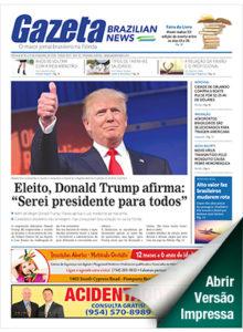 Edição 1013 – De 10 a 16 de novembro de 2016