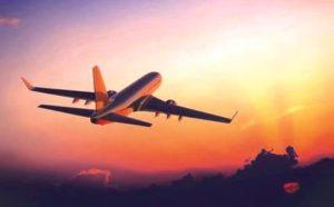 Passageiros em voos internacionais aumentam 17,8%