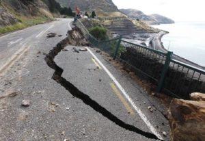 Nova Zelândia é atingida por forte terremoto e tsunami