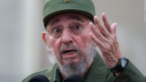 Morre aos 90 anos Fidel Castro, ex-presidente de Cuba
