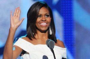 Michelle Obama nega rumores de concorrer à presidência dos EUA