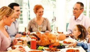 Etiqueta: Celebrando o Thanksgiving