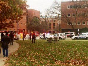 Tiroteio em Ohio State University deixa 10 pessoas feridas