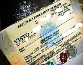 Americanos podem ser isentos de visto para o Brasil