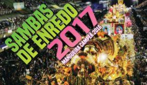 Sambas de Enredo 2017 tem Ivete Sangalo e Xande de Pilares