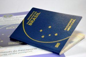 PF diminui documentos para emissão de passaportes