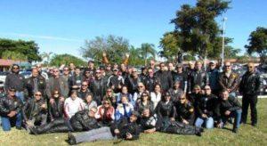"""Brazilian Riders promovem a """"Bênção das Motos e Motociclistas"""" no sul da Flórida"""