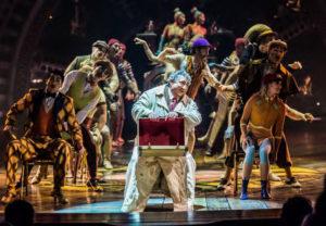 Cirque du Soleil estreia novo espetáculo Kurios em Miami