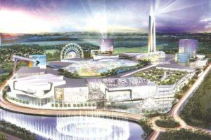 Aprovado uso do terreno para construção do American Dream Miami