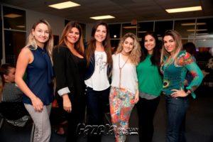 """""""Um Brinde ao Sucesso"""" reúne mulheres de negócios em Pompano"""
