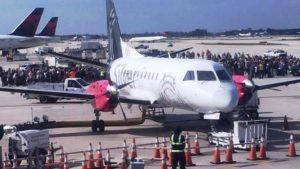 Suspeito de ataque no FLL veio de voo do Alasca; polícia investiga motivação