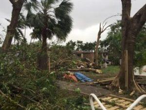 Palm Beach e Miami-Dade registram tornados