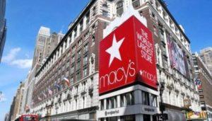 Macy's irá fechar 68 lojas e demitir 10 mil funcionários nos EUA
