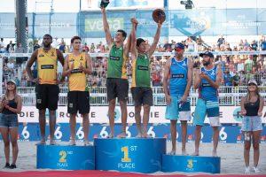 Brasileiros Álvaro e Saymon levam o ouro no Fort Lauderdale Major Series