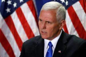 Vice-presidente dos EUA telefona para Temer para falar sobre relação entre os países