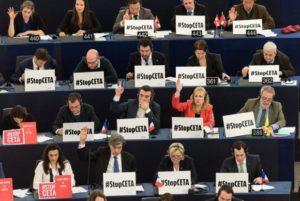 UE e Canadá tem livre comércio aprovado pelo Parlamento Europeu