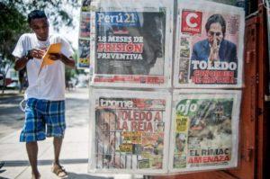 Peru pede aos EUA que prendam e deportem ex-presidente
