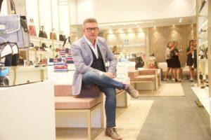 Designer brasileiro Jorge Bischoff inaugura boutique na Brickell