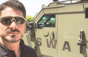 """""""Brasileiro da SWAT"""" é acusado de farsa"""