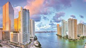 Crise no Brasil aumenta a oferta de imóveis no sul da Flórida