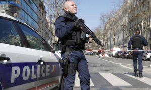 Carta-bomba explodeno FMI de Paris e deixa um ferido
