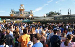 Novas medidas de segurança entram em vigorsegunda-feira na Disney