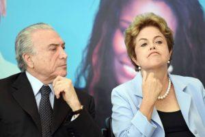 MPE quer Temer cassado e Dilma inelegível