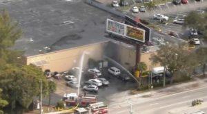 Explosão no mall do Seabra em Pompano deixa 1 ferido