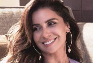 Atriz Giovanna Antonelli lança sua linha de joias Rommanel em Doral