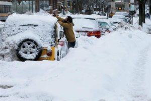 Nevasca Stella deixou ao menos seis mortos nos Estados Unidos
