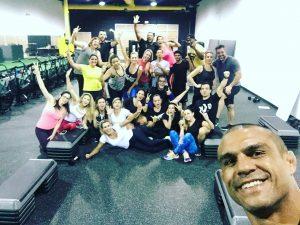 Vitor Belfort e Joana Prado lançam novo conceito de exercício
