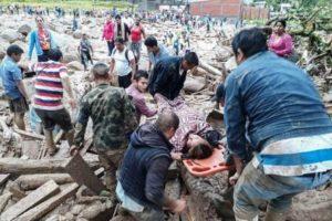 Colômbia decreta estado de emergência e mortes ultrapassam 250