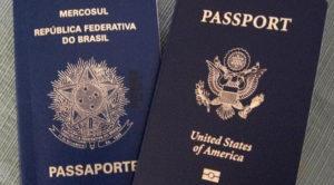 Brasileiro pode perder a nacionalidade de origem ao se tornar cidadão de outro país