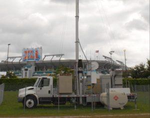 Verizon promove feira de prevenção a tempestades em Miami-Dade