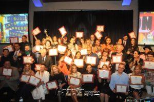 Press Award premia artistas na noite de Visual Arts
