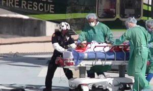 Sul da Flórida registra acidentes graves e explosão de barco no final de semana