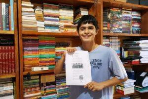 Estudante de RO é aprovado em quatro universidades dos EUA