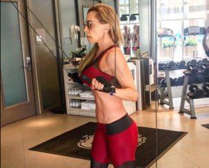 Adriana Miranda: Musa fitness aos 61 anos