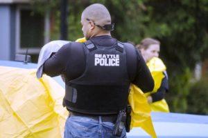 Polícia de Seattle atira e mata grávida com problemas mentais