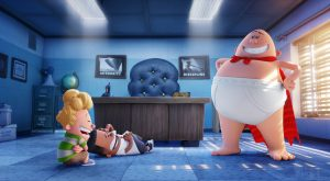 Captain Underpants: The First Epic Movie entra em cartaz nesse final de semana