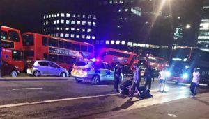 Ataque em Londres deixou 8 mortos e 48 feridos