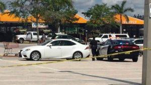 Corpo é encontrado em estacionamento do Home Depot