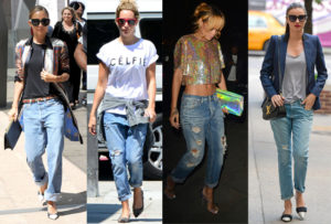 Moda: a nova tendência dos jeans