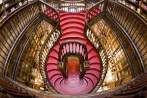 As dez livrarias mais bonitas do mundo