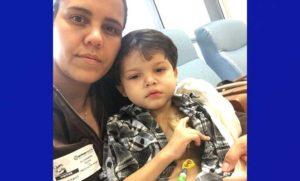 Brasileira vende pães caseiros para tratar leucemia do filho