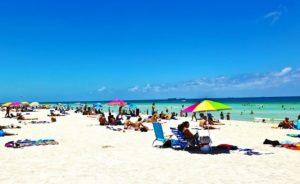 Sul da Flórida pode bater recorde de altas temperaturas em seis anos
